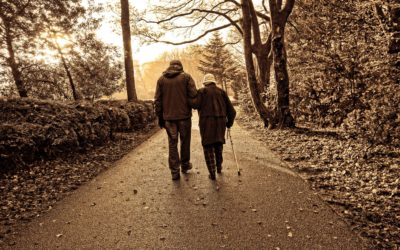 Dan's Blog #20: Walking with God, walking with those we love, walking with those we are given